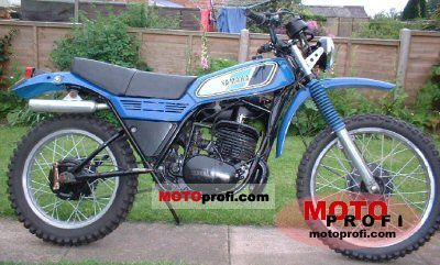 Yamaha DT 250 MX 1978 photo