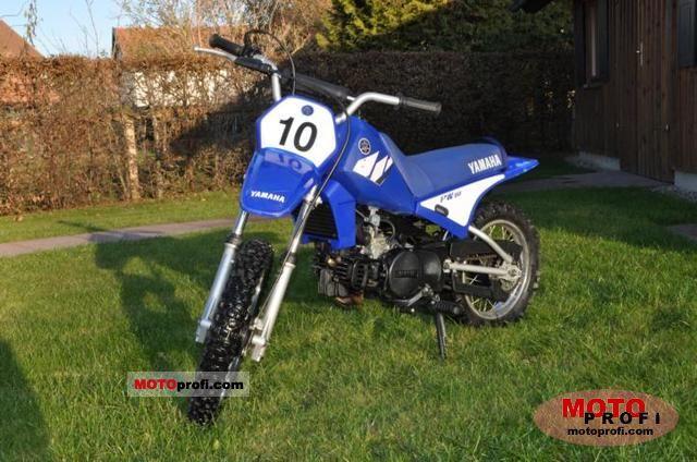 2002 yamaha pw80 specs