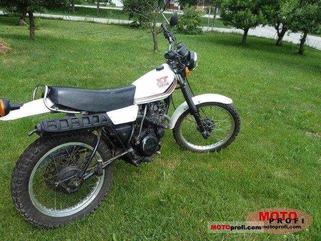 Yamaha xt 250 1984 specs and photos for Yamaha xt250 specs