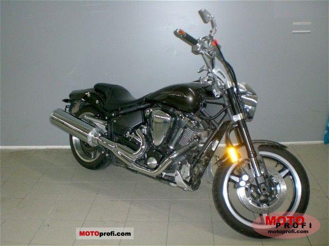 Yamaha XV 1700 Warrior 2003 Specs and Photos: http://motoprofi.com/motospecspictures/yamaha/xv_1700_warrior-2003.html