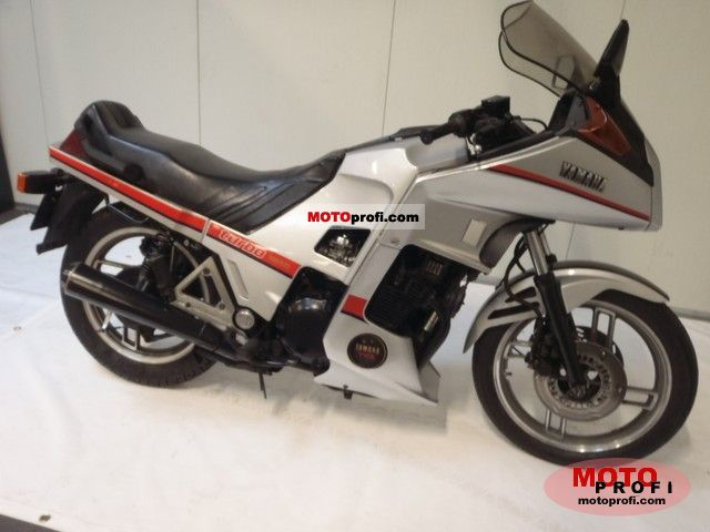 Yamaha XJ 650 Turbo 1984 photo