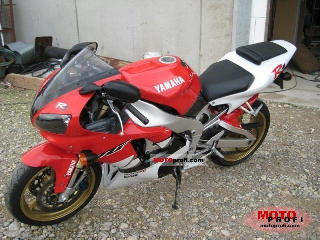 1999 yamaha: