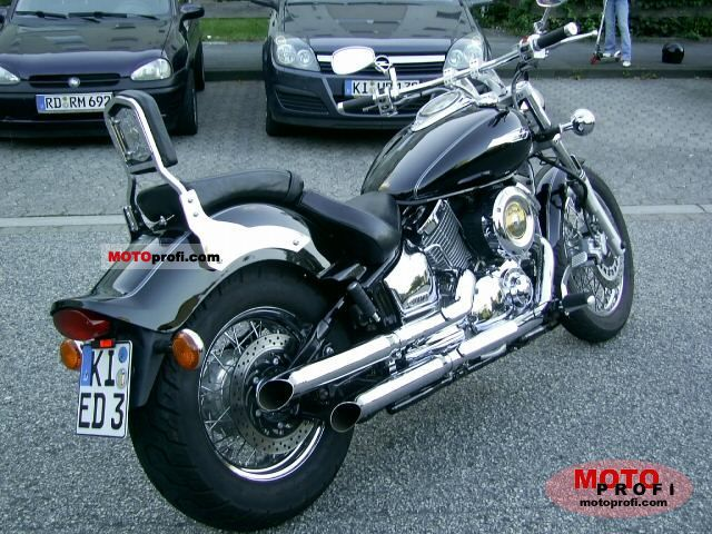 Yamaha Xvs 1100 Drag Star 2002 Specs And Photos