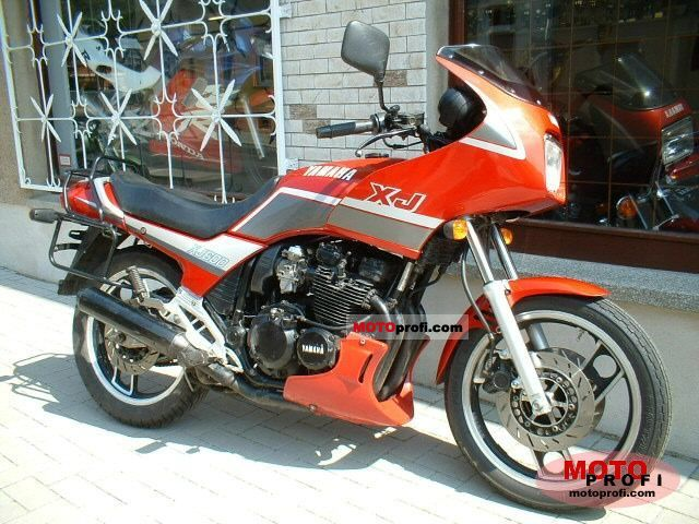 yamaha xj 600 1991 specs and photos. Black Bedroom Furniture Sets. Home Design Ideas