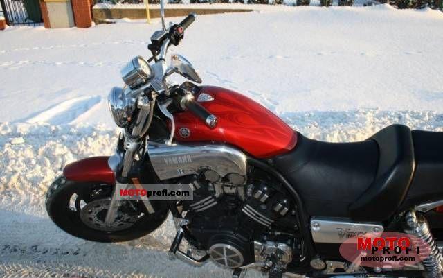 Yamaha V Max 2005 photo