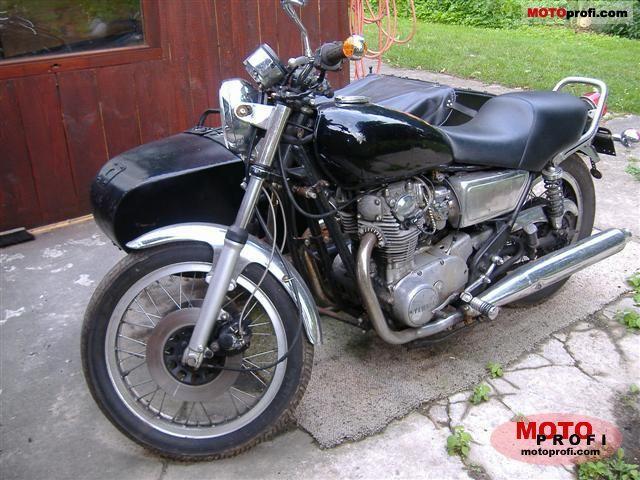 Yamaha XS 650 1975 Specs and Photos