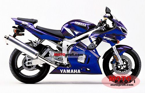 Brilliant Yamaha Yzf R6 2001 Specs And Photos Gmtry Best Dining Table And Chair Ideas Images Gmtryco