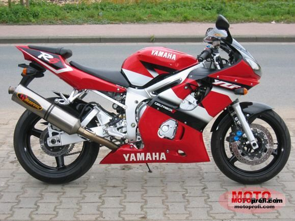 Yamaha Yzf R6 2002 Specs And Photos