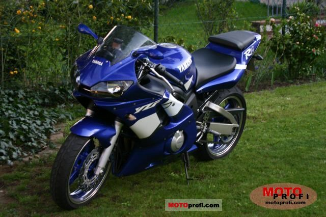 Yamaha Yzfr Weight
