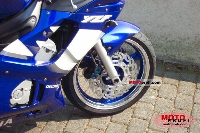 Yamaha Yzf R6 2004 Specs And Photos
