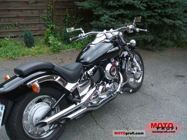yamaha xvs 650 drag star 2002 specs and photos. Black Bedroom Furniture Sets. Home Design Ideas