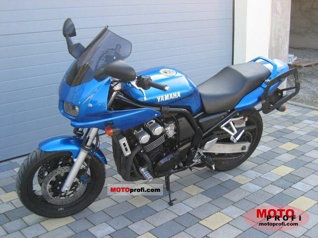 Yamaha Fzs V Seat Height