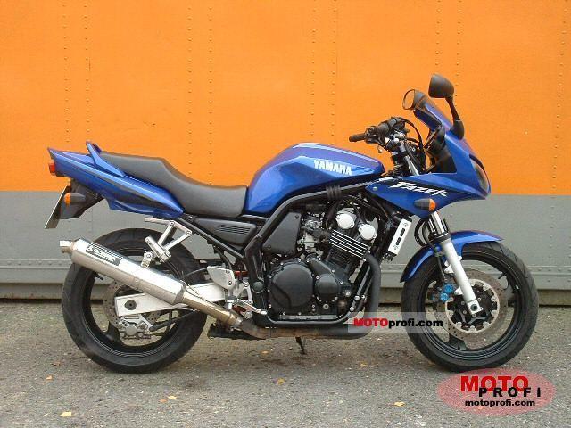 Yamaha Fazer Highest Speed