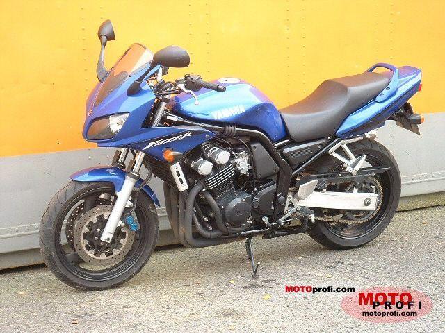 Marvelous Yamaha Fzs 600 Fazer 2003 Specs And Photos Dailytribune Chair Design For Home Dailytribuneorg