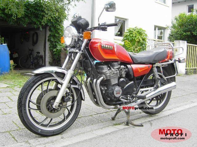 Yamaha xj 550 1982 specs and photos for Yamaha clp 550 specifications