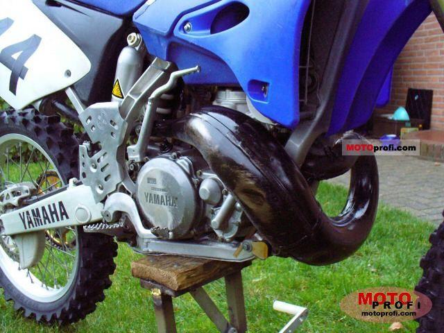 Yamaha Yz 250 2005 Specs And Photos