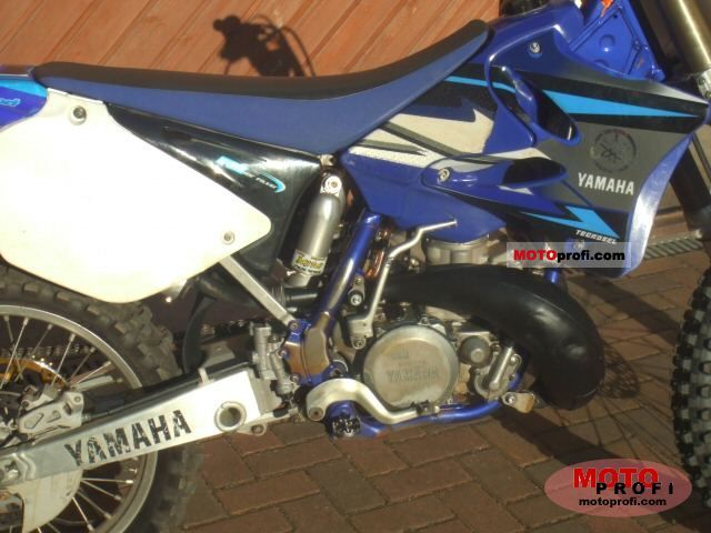 Yamaha Yz 250 2005 Specs And Photos