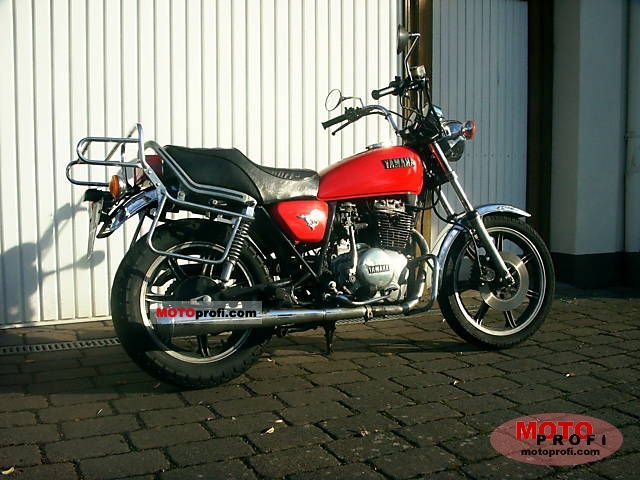 Yamaha xs 400 special 1981 specs and photos for 1981 yamaha sr185 specs