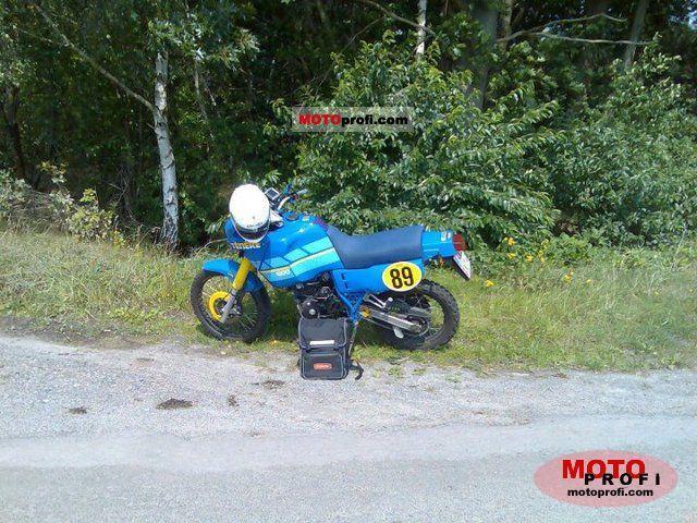 Yamaha XT 600 Z T?n?r? 1989 photo