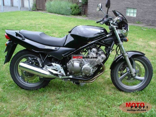 Yamaha XJ 600 N 1996 Specs and Photos
