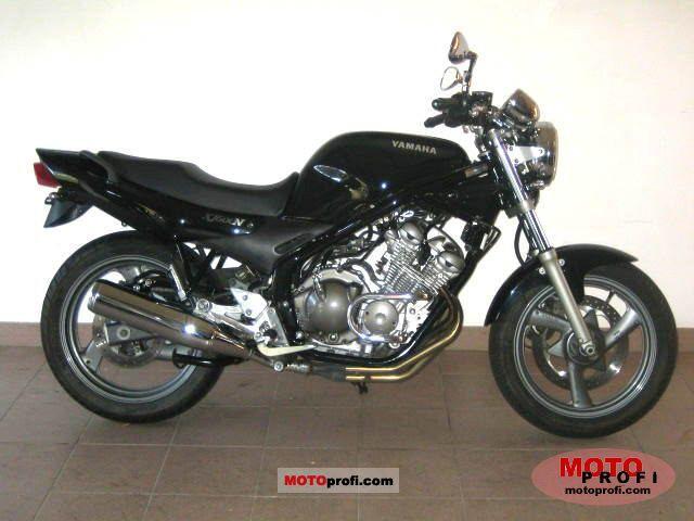 Yamaha xj 600 diverzion, 1996 god.