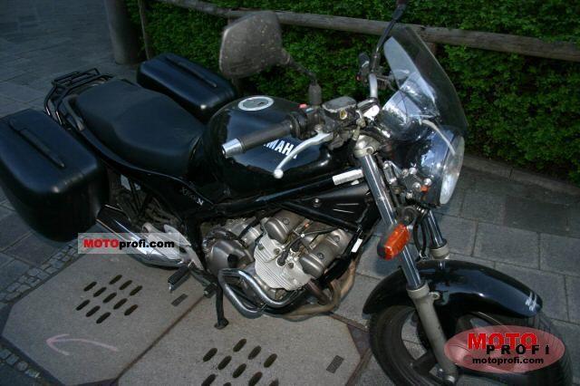 1998 Yamaha XJ 600 N: pics, specs and information