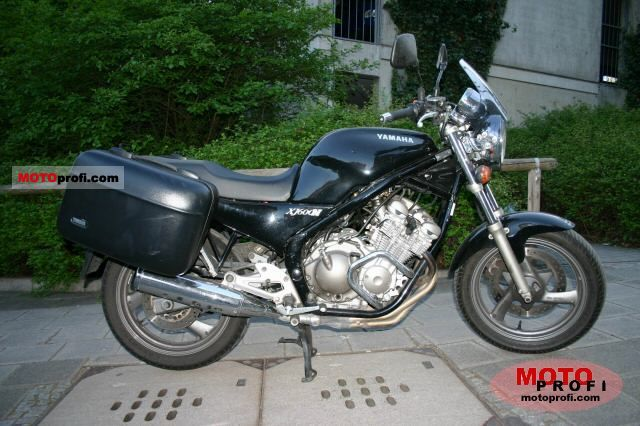 Review of Yamaha XJ 600 N 1996: pictures, live photos