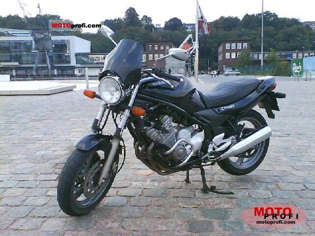 Brugt Yamaha XJ 600 N Diversion 2001 til salg - 123mc
