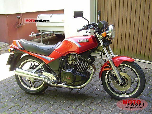 Yamaha XS 400 DOHC 1987 photo