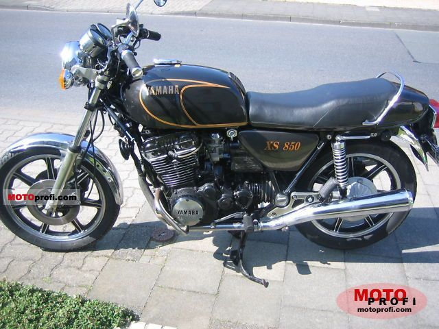 Yamaha XS 850 1982 photo