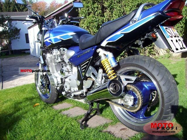 yamaha xjr 1300 sp 2001 specs and photos. Black Bedroom Furniture Sets. Home Design Ideas