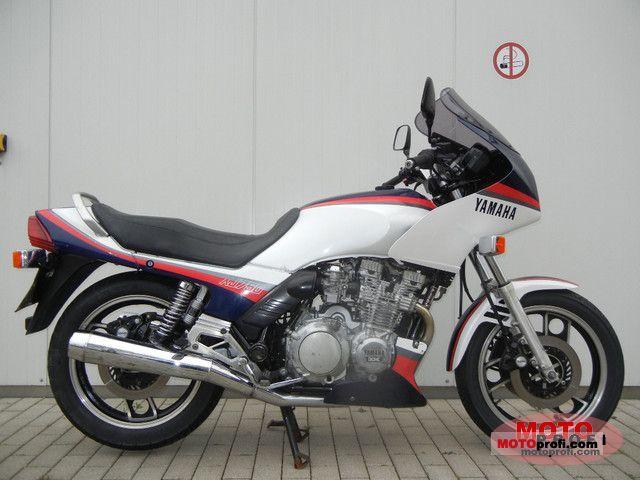 Yamaha XJ 750 S 1984 photo