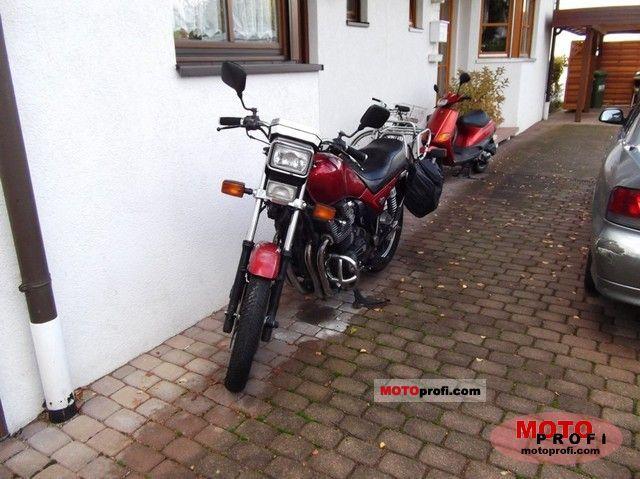 Yamaha XJ 750 1983 photo