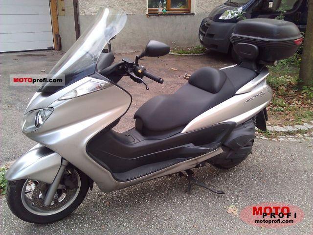 Yamaha Majesty 400 2004 photo