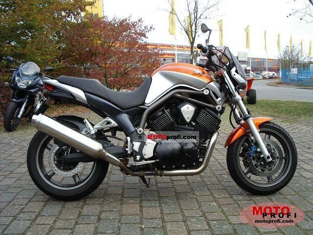 Yamaha Bt 1100 Bulldog 2004 Specs And Photos
