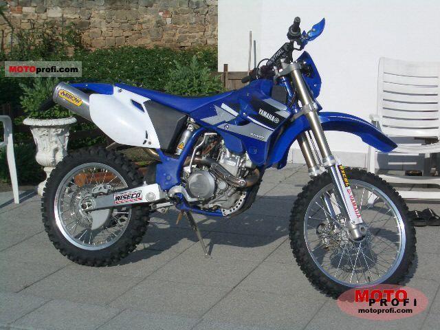 Yamaha Wr450 Seat Height