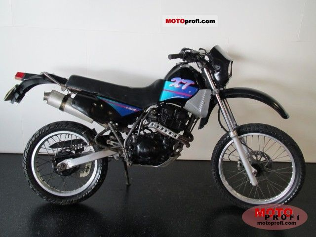 Yamaha XT 350 1992 photo