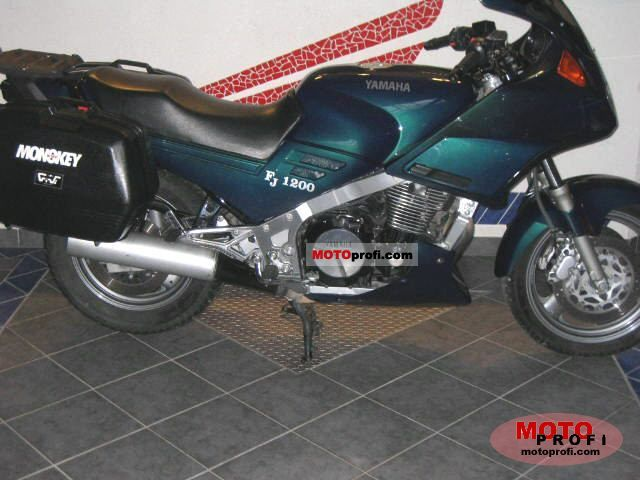 Yamaha FJ 1200 1991 photo 6