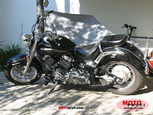 Yamaha XVS 650 A Drag Star Classic 2001 Specs and Photos