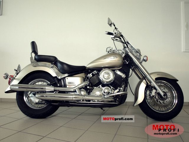 yamaha xvs 650 a drag star classic 2002 specs and photos. Black Bedroom Furniture Sets. Home Design Ideas