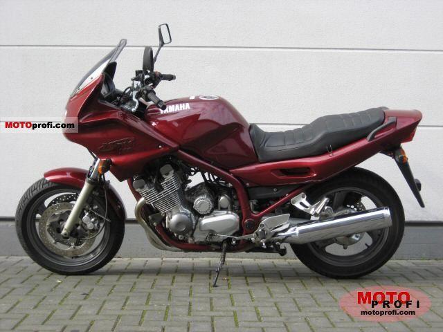 Yamaha Xj 900 S Diversion 2000 Specs And Photos