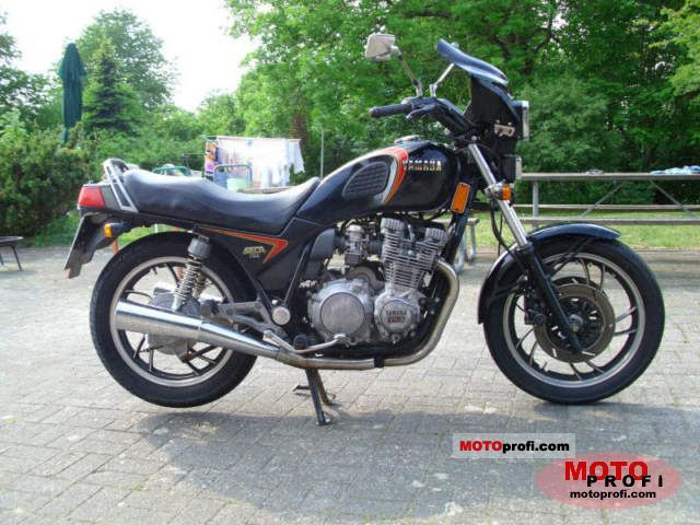 Yamaha XJ 750 Seca 1981 photo