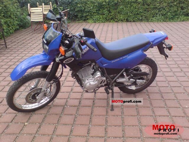 yamaha xt 600 e 2002 specs and photos. Black Bedroom Furniture Sets. Home Design Ideas