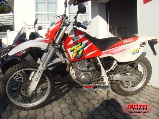 Yamaha TT 600 E 1996 photo