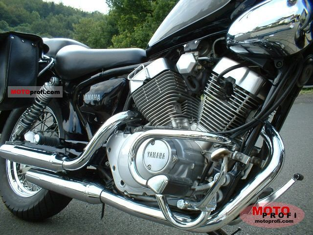 yamaha xv 125 virago 1997 specs and photos. Black Bedroom Furniture Sets. Home Design Ideas