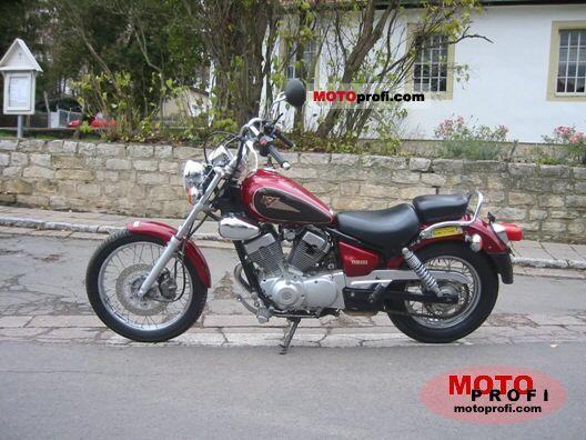 Yamaha XV 125 Virago 1999 Photo 3
