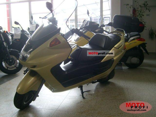 Yamaha YP 250 1998 photo