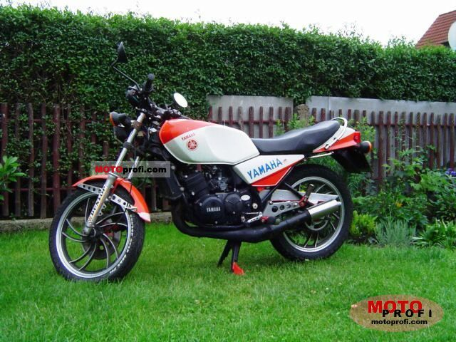 yamaha rd 250 lc 1983 specs and photos. Black Bedroom Furniture Sets. Home Design Ideas