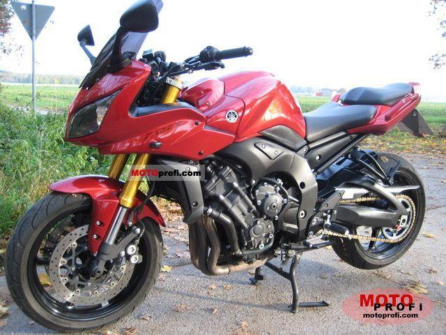Yamaha FZ1 2005 photo