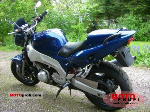 Yamaha Thundercat on Yamaha Yzf 600 R Thundercat 1996 Specs And Photos